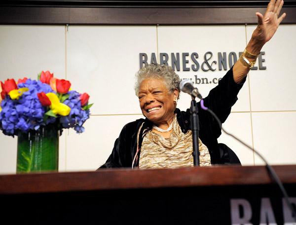Maya Angelou Flowers