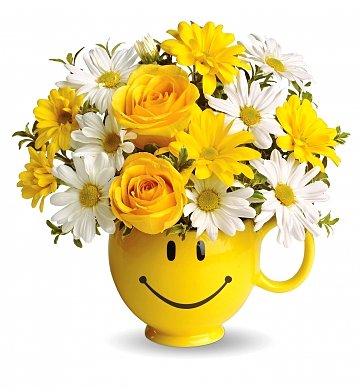 Happy Flowers in Boston