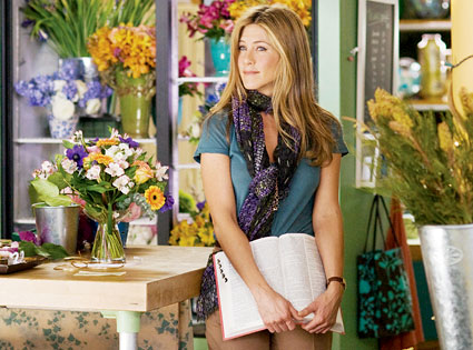 Aniston the florist