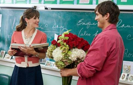Kutcher the florist