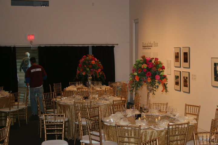 Decordova Museum Wedding Flowers
