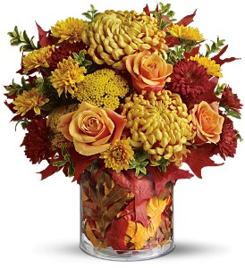 Fall Flowers from Boston's Premier Florist