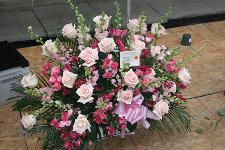 Funeral Basket to Dorchester