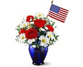 Veterans Day Flowers
