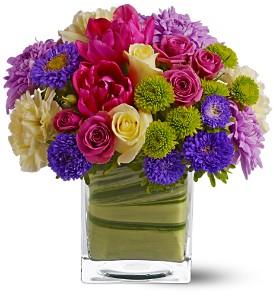 Boston Marathon flowers