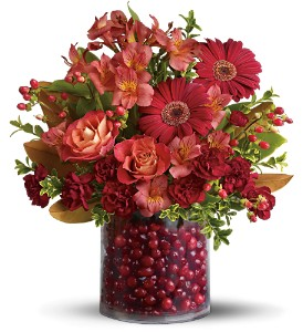 flowers and cranberries resized 600