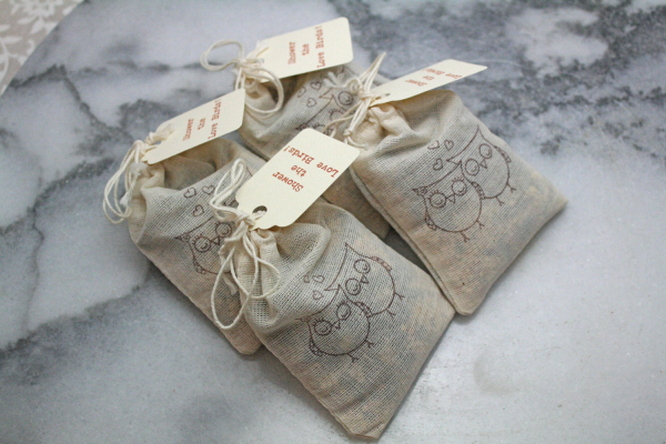 wedding favors seeds