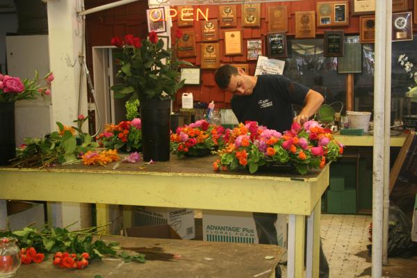 Flower Shop Employee