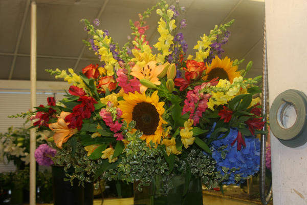 tpc clubhouse flowers