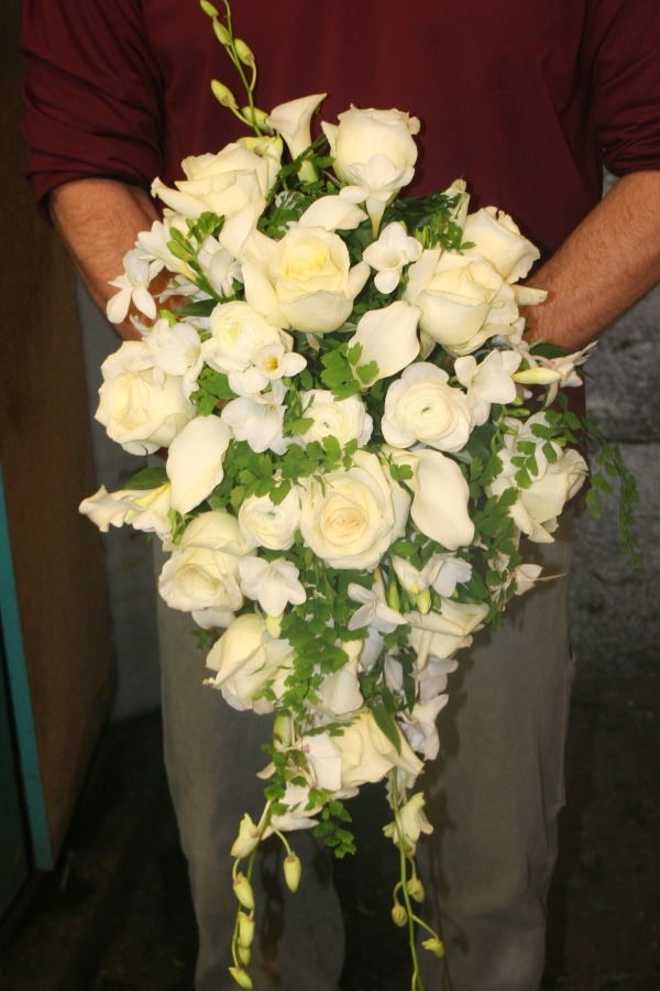 Boston Bridal Bouquet