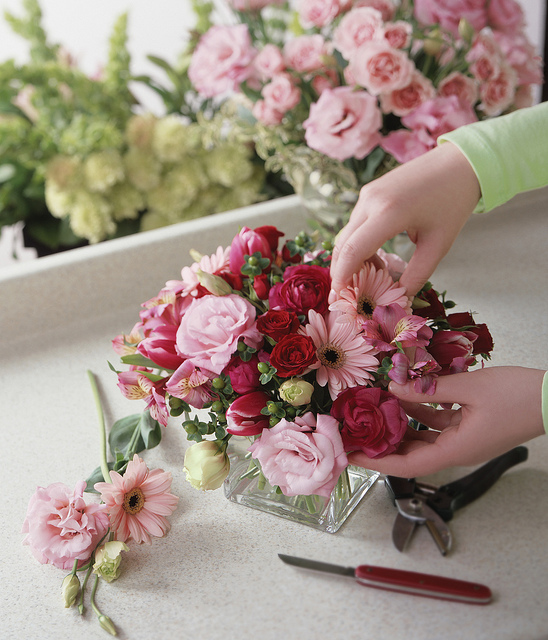 floral design as a career