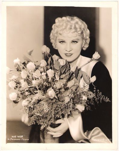 Mae West Flowers