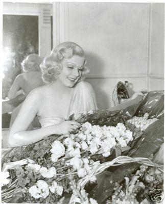 Jean Harlow Flowers