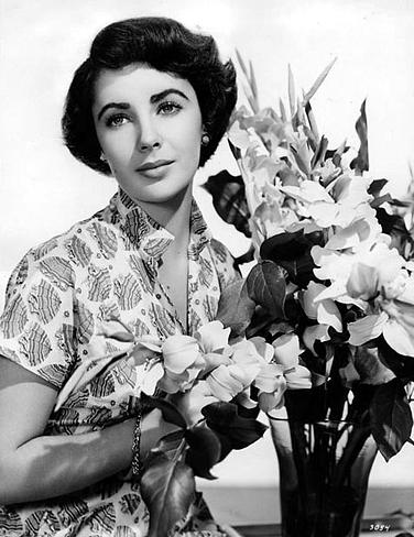 Elizabeth Taylor Flowers