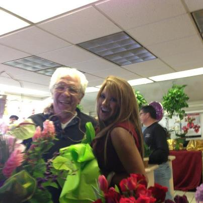 Traci Bingham and Sonny Canale