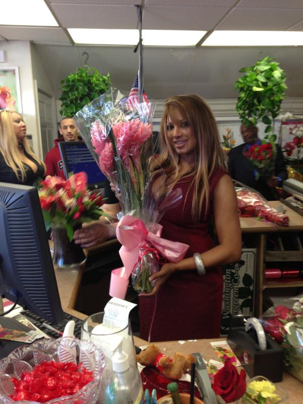Traci Bingham Flowers