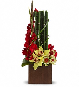 EXOTIC FLOWER ARRANGMENT resized 600