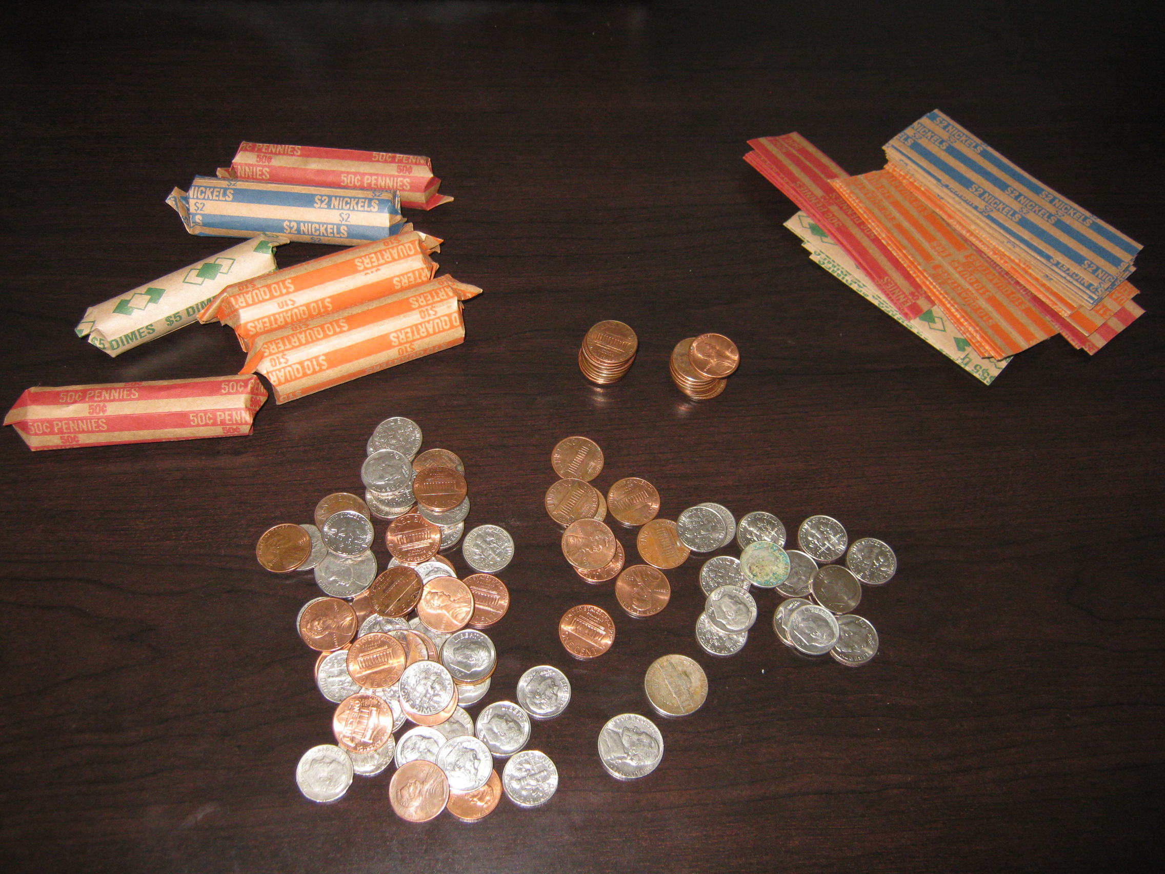 Counting-Coins