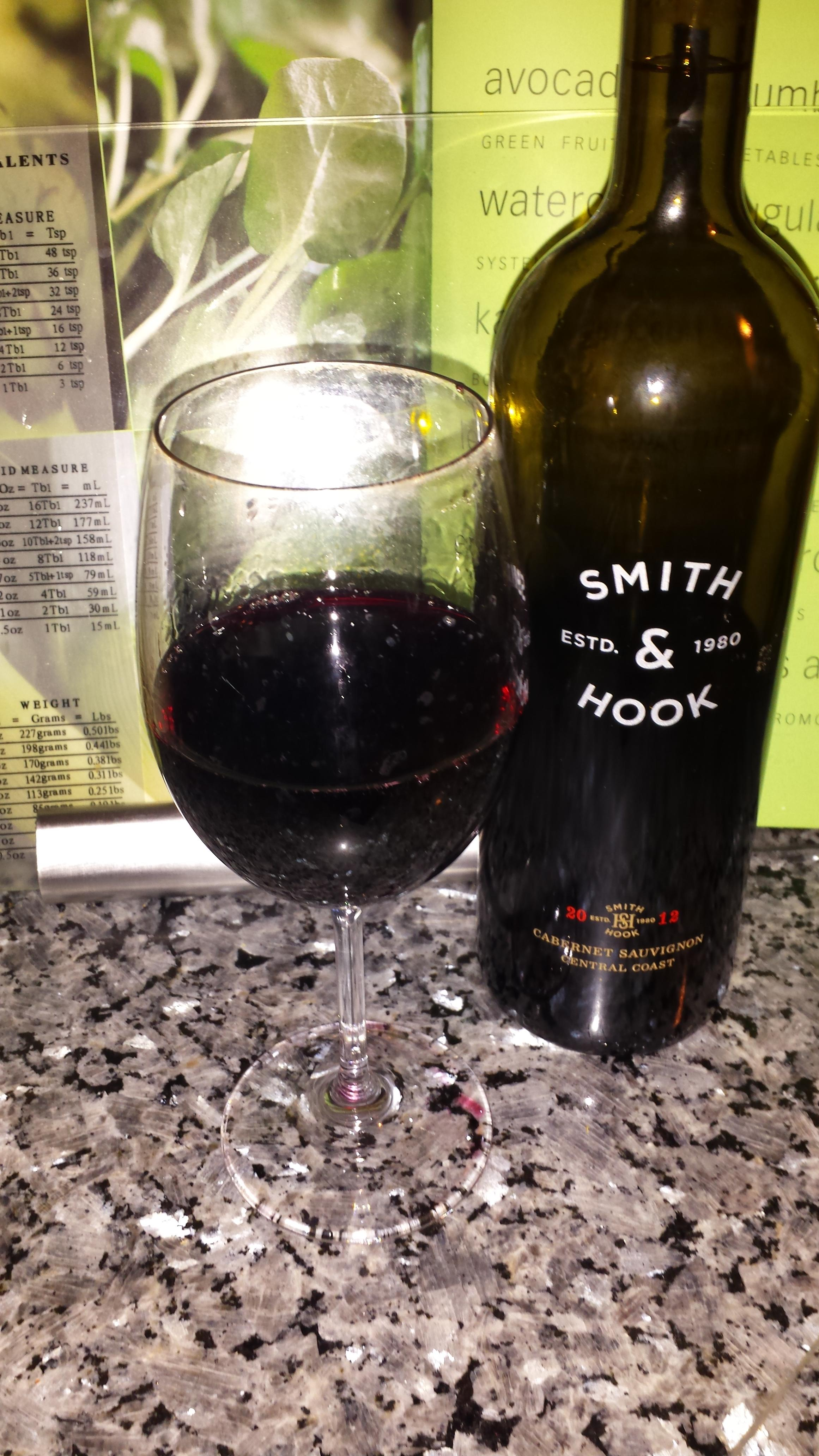 smith and hook wine