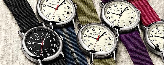 TimexWeekender