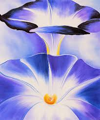 GEORGIA_OKEEFE_MORNING_GLORIES