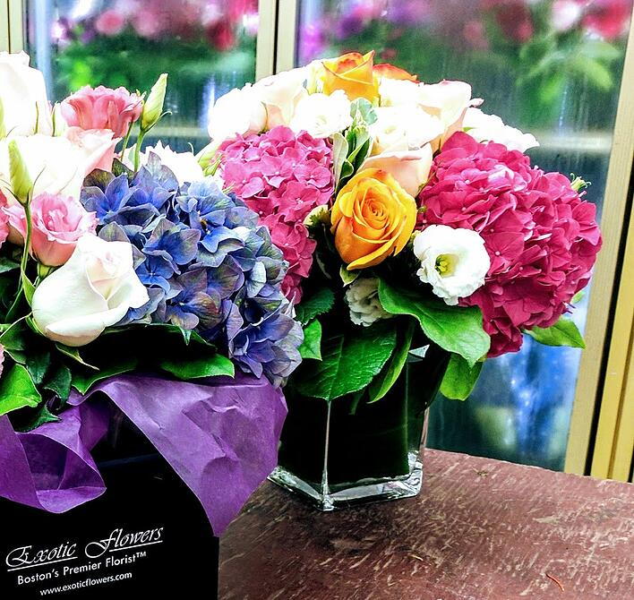 Introducing the Charles Street Flower Bouquet