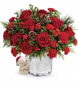 christmas bear flowers.jpg