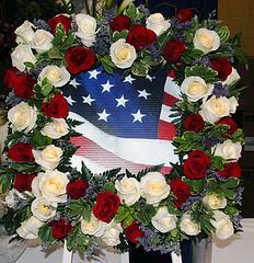 memorial day florist